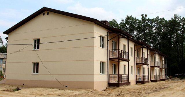 На Вінниччині добудовують гуртожитки для військових нового зразка. ФОТО