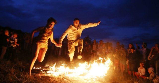 Фестиваль сальси, пінна вечірка та польоти на повітряній кулі: як у Вінниці відзначать Івана Купала. ПРОГРАМА
