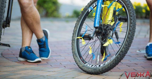 """""""Живий Герб"""": вінницьких велосипедистів запрошують встановити рекорд"""