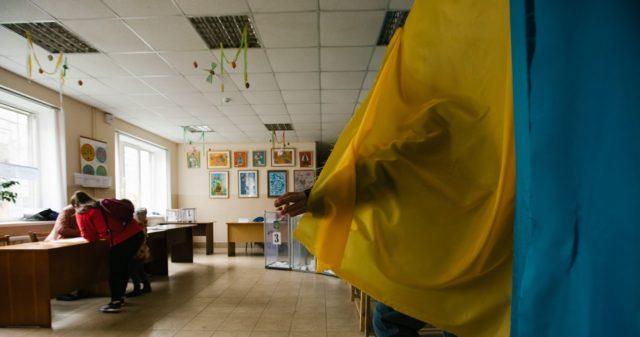 Стали відомі перші дані по явці виборців на Вінниччині