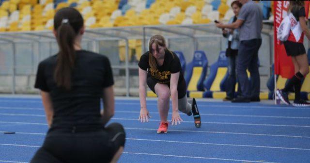 Ветеранка з Вінниці візьме участь у марафоні морської піхоти в Сполучених Штатах. ФОТО