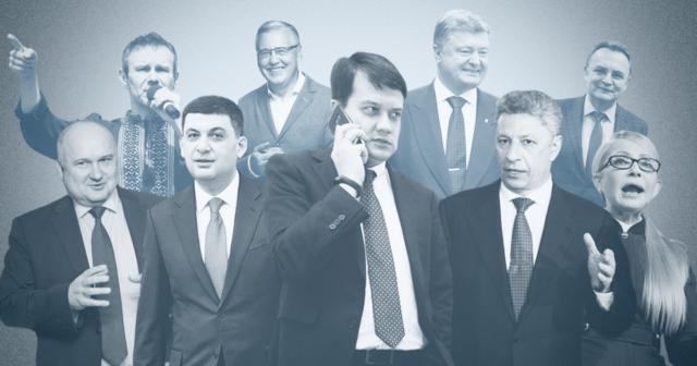 Парламентські вибори 2019: інформаційний марафон. ОНОВЛЮЄТЬСЯ
