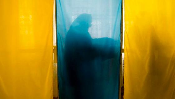 На Вінниччині видають виборчі бюлетені без пред'явлення паспорту