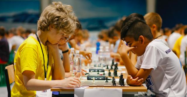 У Вінниці зафіксували ще один рекорд України – шаховий. ФОТОРЕПОРТАЖ