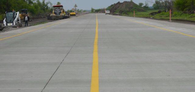 У Вінниці збудують нову бетонну дорогу