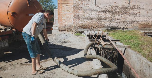Сморід на Поділлі: роботи з реконструкції очисних споруд призупинилися через брак коштів