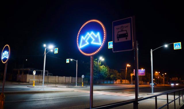У Віннниці завершили капремонт перехрестя біля Західного автовокзалу. ФОТО