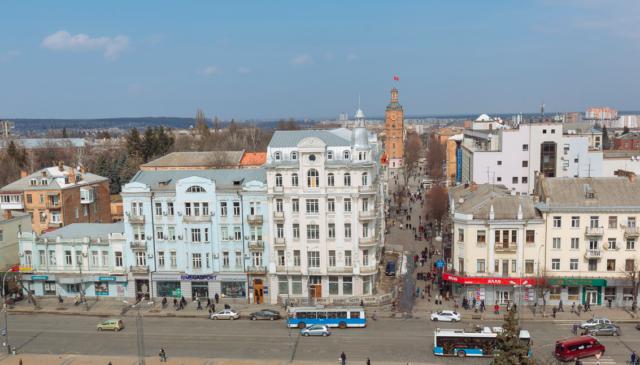 Дослідження GfK: 72% вінничан пишаються своїм містом