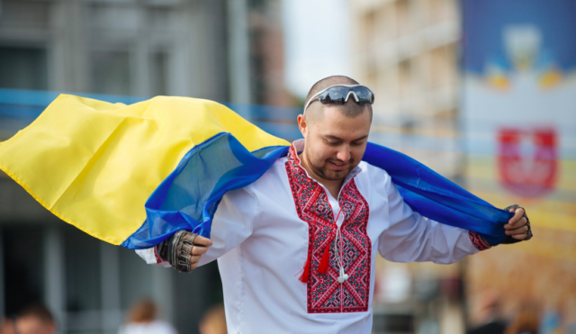 Вінничани влаштують на День Незалежності велопарад у вишиванках