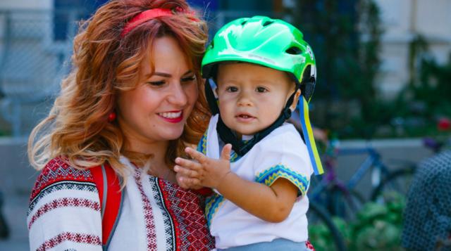"""""""Велопарад у вишиванках"""" розпочав у Вінниці святкування Дня Незалежності. ФОТОРЕПОРТАЖ"""