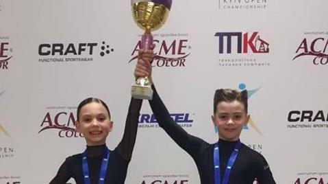 """Юний вінничанин виборов """"бронзу"""" на світових змаганнях з танцювального спорту в Німеччині. ФОТО"""