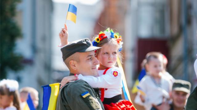Кращі фото зі святкування Дня Незалежності та Дня Прапора у Вінниці
