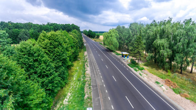 На Вінниччині за 100 мільйонів відремонтували ділянку траси М-12. ФОТО, ВІДЕО