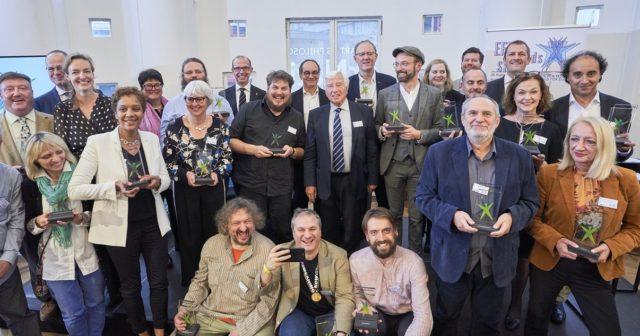 «Це як Шевченківська премія у нас»: команда «ГогольFest» розповіла про здобуття престижної європейської відзнаки. ФОТО