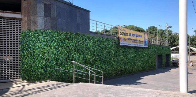 Вінницький архітектор пропонує озеленити сірий граніт площі Гагаріна