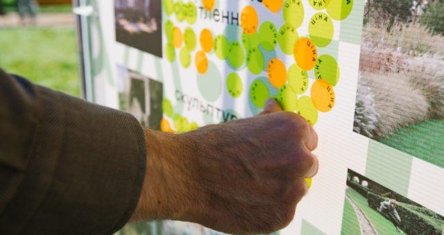 Яким бути Альтман-скверу в центрі Вінниці: на Соборній триває опитування вінничан