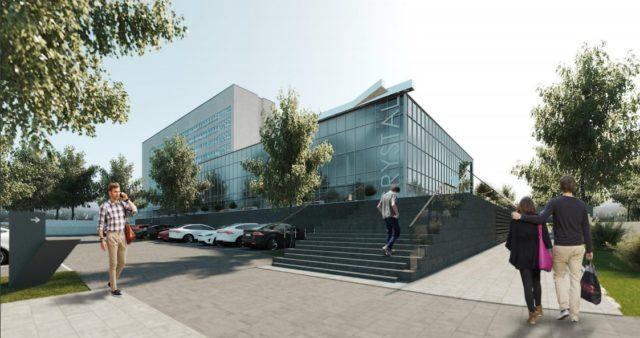 """Банк експертів, Fab Lab та мільйонні прибутки: у Вінниці розробили концепцію технопарку """"Кристал"""". ФОТО"""