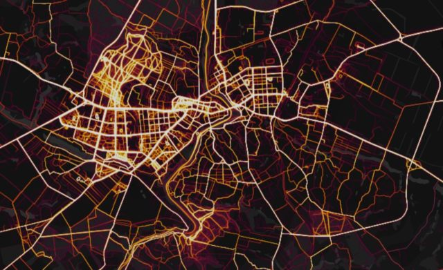 Які маршрути обирають вінницькі бігуни та велосипедисти. КАРТА