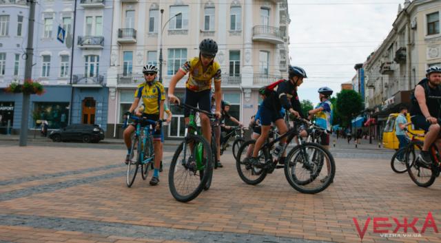 Вінниця – місто велосипедів: як не вінничанка знайомилася з велорухом та випробовувала місцеві велодоріжки. ФОТО