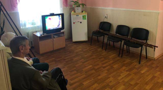 Підопічні будинку престарілих на Вінниччині понад рік не можуть вийти на вулицю