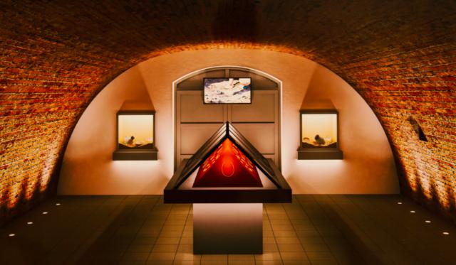 """""""Експонат в експонаті"""": у Вінниці планують розмістити колекцію золота в єзуїтському підземеллі. ФОТО"""