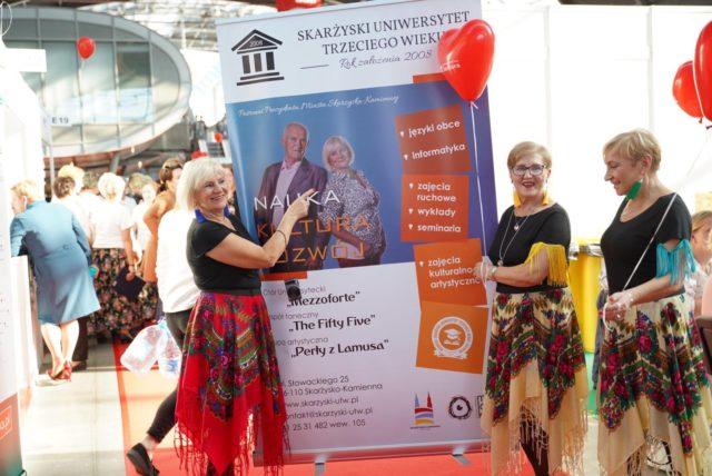 """Ярмарок """"срібного покоління"""": Вінницю презентували на міжнародній виставці можливостей для людей пенсійного віку. ФОТО"""