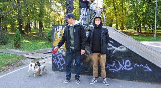 «Це мій другий дім»: як скейтбордисти хочуть врятувати єдиний скейтпарк у Вінниці