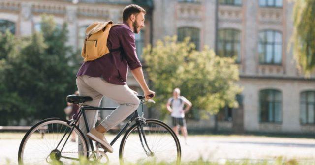 """""""Вишенька на двоколісному"""": у Вінниці влаштують екскурсію на велосипедах"""