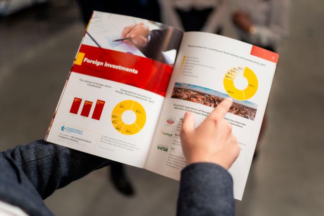 Вінниця демонструє системний підхід до залучення інвестицій