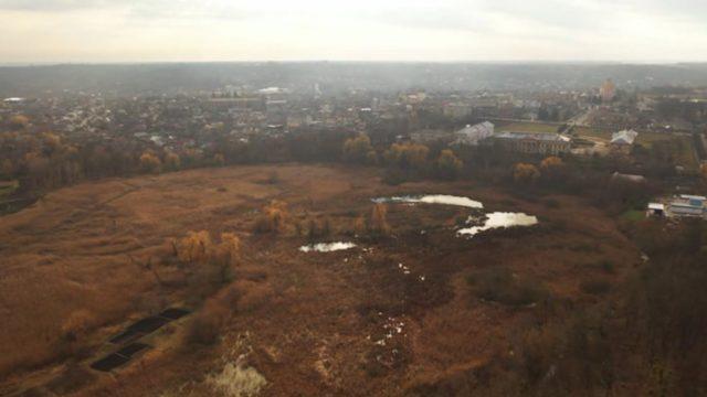 У Тульчині прагнуть відновити 200-літній парк Потоцьких