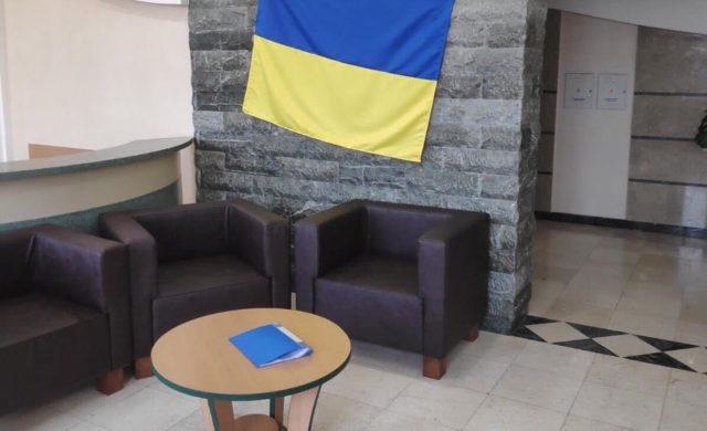 У Вінниці на залізничному вокзалі відкрили зал очікування для військових. ФОТО