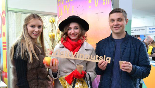 Місто ідей: як Вінницю презентували на туристичній виставці у Львові. ФОТО