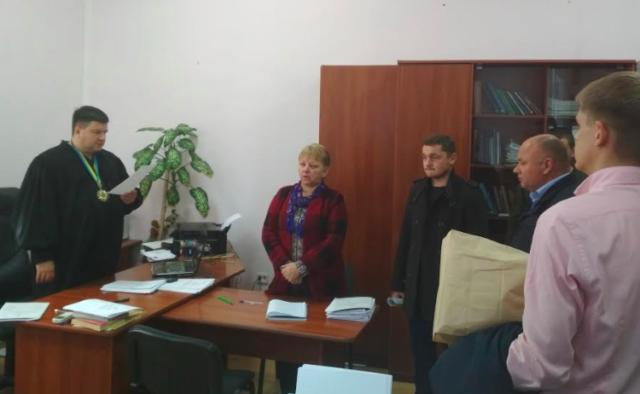 «Оголосили в розшук – прийшов сам»: вінницький суд арештував ексзаступника Вінницької РДА. ФОТО