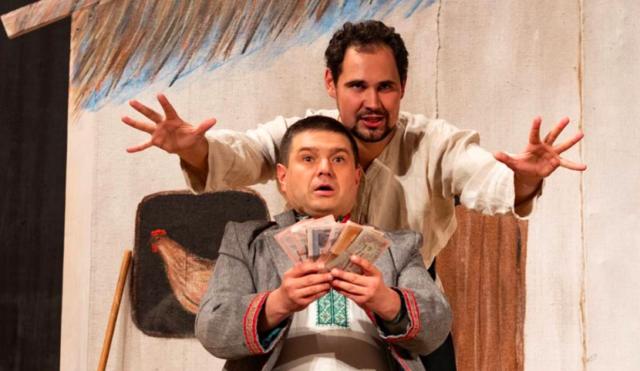 Театр як шлях до реабілітації: бійці, які стали акторами, повернулись з туру Україною. ФОТО