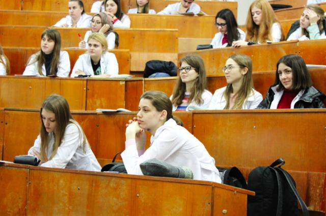 Про першу в Україні кафедру ендокринології та її керівницю – Марину Власенко