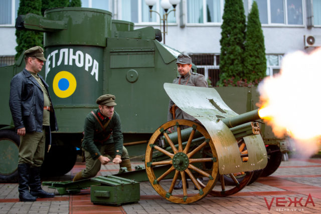 Перший зимовий похід та бої за Крижопіль: на Вінниччині влаштують дві військово-історичні реконструкції