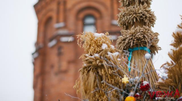 Бал-маскарад, гастрозони та оглядовий атракціон: яким у Вінниці буде новорічний ярмарок