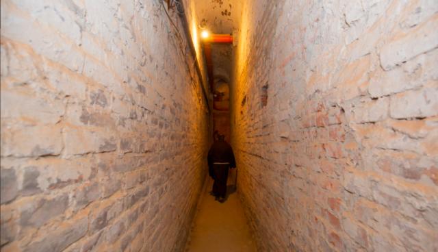 Маленьких вінничан запрошують на святкову екскурсію до Вінницьких катакомб
