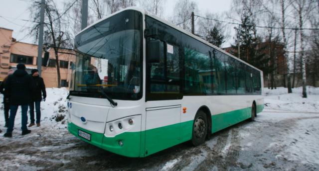 Вінницькі транспортники планують купувати автобуси на газу або електробуси
