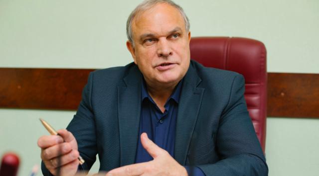 Про майбутні трамваї з Цюріха та надії на е-квиток: інтерв'ю з директором «Вінницької транспортної компанії» Михайлом Луценком