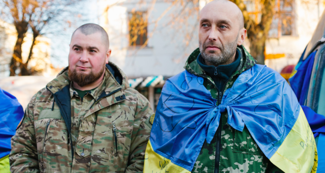 """""""Від війни втомились ті, кого вона не торкнулась"""": у Вінниці влаштували акцію-подяку благодійникам. ФОТОРЕПОРТАЖ"""