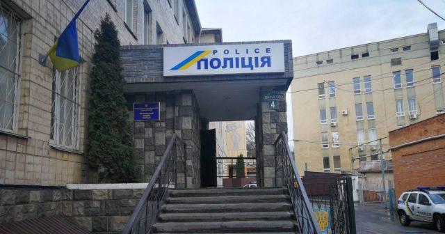 У Вінниці «мінера» поліцейського відділку помістили в ізолятор