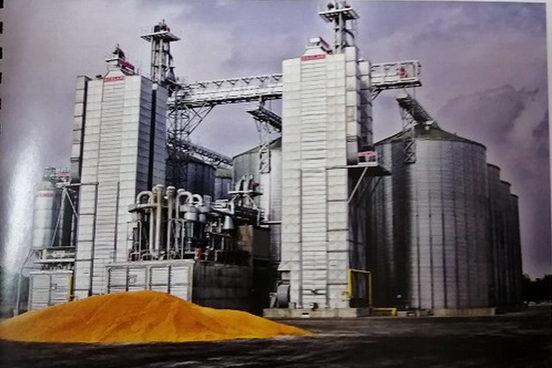 На Вінниччині непрацюючий цукровий завод планують перетворити у елеватор та біогазову станцію