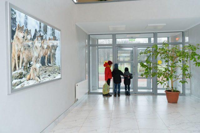 У Вінниці відремонтували дитячо-юнацьку спортивну школу №1. ФОТО