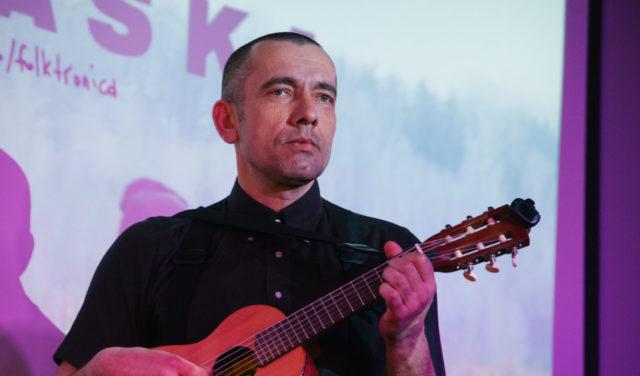 """До Вінниці з сольним концертом приїде Павло Нечитайло з гурту """"Zapaska"""""""