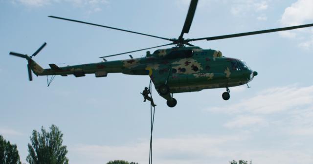 На Вінниччини створено авіаційну ескадрилью Сил спеціальних операцій. ФОТО, ВІДЕО