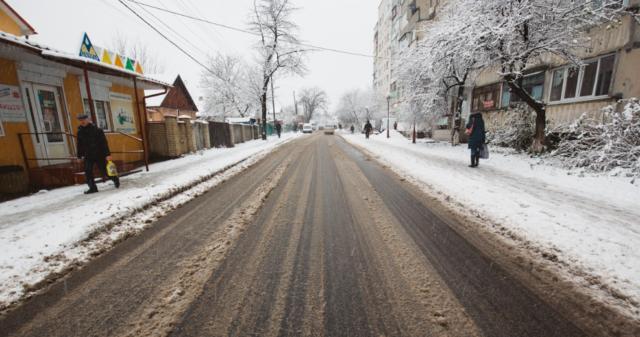 Тепла зима: у Вінниці витратили в понад п'ять разів менше коштів на утримання доріг, ніж минулоріч