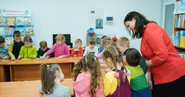 В оновленій бібліотеці на Старому місті планують вчити цифровій грамотності. ФОТО