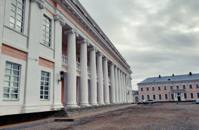 Цьогоріч на реконструкцію палацу Потоцьких у Тульчині з обласного бюджету виділили шість мільйонів