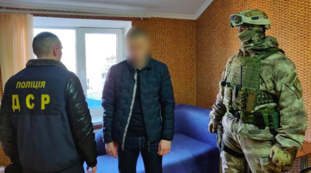 На Вінниччині затримали депутата за підозрою у вимаганні 100 тисяч доларів. ФОТО